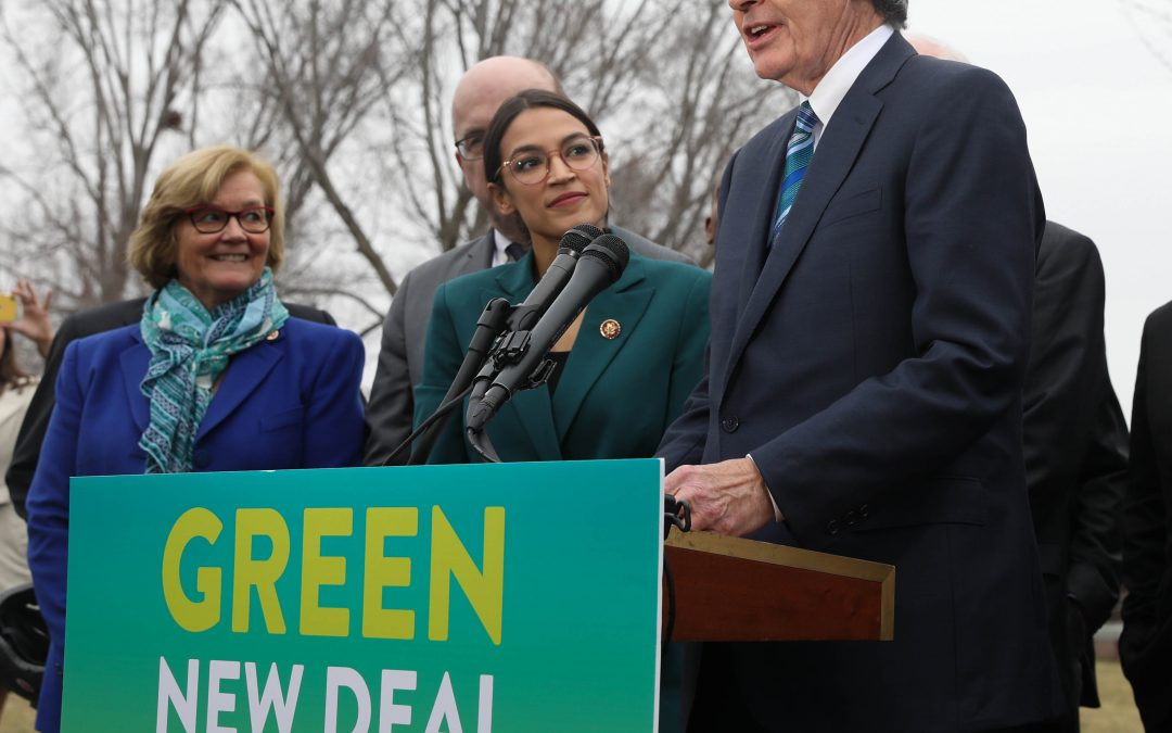 Making Federalism Work: Lessons from Health Care for the Green New Deal